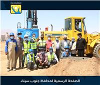 «فودة» يتفقد أعمال تطوير الطريق الدائري الجديد بشرم الشيخ