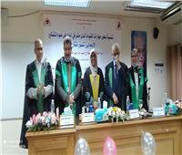 نائب وزير التعليم يشارك في مناقشة رسالة ماجستير بجامعة القاهرة
