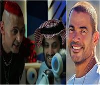 «حلقة للتاريخ».. الهضبة يرد على ظهور تركي آل الشيخ مع رامز جلال