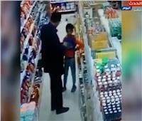 فى واقعة صفع «ابن السايس».. «فيديو» يكشف كذب ادعاء «المعتدى» على الطفل