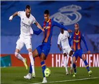 كلاسيكو الأرض| ريال مدريد يتصدر الليجا الإسبانية بعد الفوز على برشلونة «فيديو»