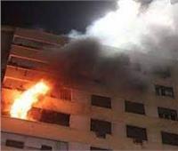 تحريات المباحث تكشف سبب حريق شقتي منطقة القطامية