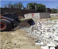 رئيس مدينة الأقصر: منع بناء سلالم المنازل خارج خط تنظيم الشوارع