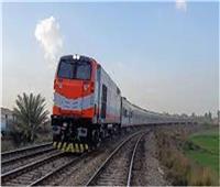 حركة القطارات| التأخيرات بين القاهرة والإسكندرية الأحد 11 أبريل
