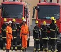 أمن القاهرة يسيطر على حريق شب داخل شركة بمنطقة عابدين