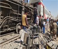 النيابة العامة: 25 مليون جنيه خسائر حادث قطاري سوهاج