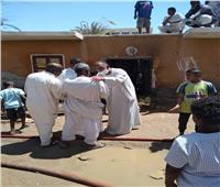 السيطرة على حريق بمنزل بقرية «الدكة» بأسوان
