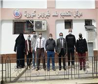8 إصابات جديدة بفيروس كورونا و3 حالات وفاة في شمال سيناء