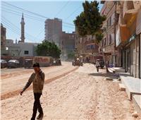 محافظ أسيوط: استكمال رصف طريق الري بمركز القوصية