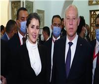 عائشة بن أحمد: «لقاء مودة وعفوية مع الرئيس التونسي»