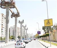 يدخل مصر لأول مرة.. صور جديدة تكشف معدلات إنجازالمونوريل