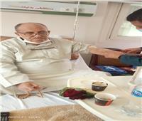 أخر تطورات الحالة الصحية للشيخ مبروك عطية.. أجرى جراحة بسبب السكر | صور