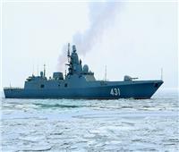 روسيا تختبر الفرقاطة «الأدميرال كاساتونوف»