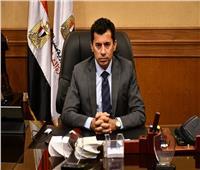 وزير الشباب يلتقي مدير المكتب الإقليمي للوكالة الدولية لمكافحة المنشطات