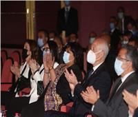 ننشر تفاصيل زيارة الرئيس التونسي لدار الأوبرا المصرية