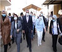 وزيرة الصحة: مضاعفة أعداد مراكز تلقي لقاح كورونا بمحافظات الصعيد