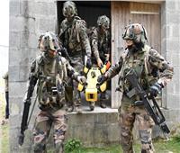 روبوت رباعي الأرجل يشارك في سلسلة من التدريبات مع الجيش الفرنسي