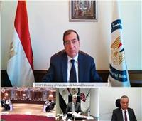 وزير البترول: بتروجت التزمت بالإجراءات الاحترازية وضوابط السلامة في المشروعات