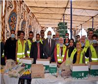 تجهيز 5 آلاف «كرتونة رمضان»لتوزيعها على الأكثر احتياجًا بالقليوبية