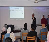 جامعة مدينة السادات تستعد لمسابقةالطالب والطالبة المثالية