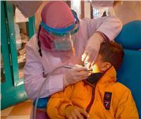 إجراء 121 جراحة أسنان لغير القادرين بدمنهور