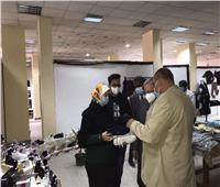 جامعة حلوان تنظم معرض الخير التاسع عشر