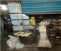إعدام 127 طنا منالأغذية الفاسدةبالشرقية