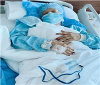 ابنة الفنانة فيفي عبده تكشف آخر تطورات حالتها الصحية