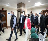وزيرة الصحة: تسجيل 84% من سكان الأقصر بمنظومة التأمين الصحي الشامل