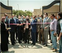 شعراوي خلال افتتاح المحطة الوسطية: تخصيص 200مليون جنيه لمنظومة المخلفات