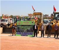 قوات الدفاع الشعبي والعسكري تنظم مشروعاً لإدارة الأزمات والكوارث بسوهاج..صور