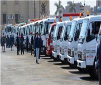 محافظ القاهرة: الطاقة الاستيعابية لمحطة مخلفات الخليفة 3500 طن يوميا