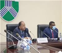 معيط: جهد كبير للجنة المصرية السودانية المشتركة لإزالة أي معوقات جمركية