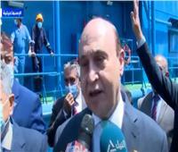 مميش: قناة السويس تسعى لرفع كفاءتها من خلال تطوير أسطول الكراكات