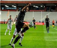 هدف مروان حمدي ضمن الأفضل في جولة دوري الأبطال