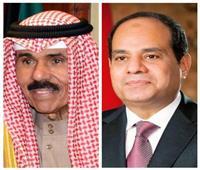 السيسي يهنئ أمير الكويت بحلول شهر رمضان المعظم