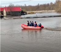 فيضانات تجتاح جمهورية باشكورتوستان الروسية | فيديو