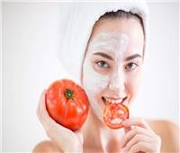 أضرار الطماطم على البشرة