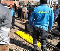 مصرع أمين شرطة تحت عجلات  قطار في قنا