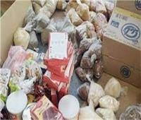 ضبط أطنان من الأغذية و السلع الفاسدة بالمحافظات