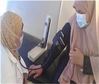 فحص 202 مواطنا في قافلة طبية بـ«بني سويف»