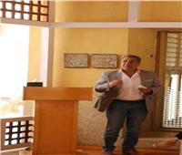 مساعد وزير السياحة يبحث مشكلات مراكز الغوص والأنشطة البحرية بجنوب سيناء