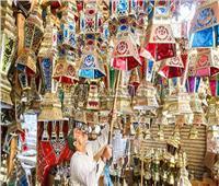 فانوس رمضان   «بوجي وطمطم وبكار» الصناعة المحلية تكسب في أسيوط