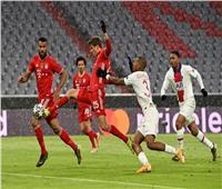 بدء مباراة باريس سان جيرمانوبايرن ميونخ في دوري الأبطال