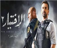 تتر «الاختيار2» لـ «أحمد سعد» حديث مواقع التواصل الاجتماعي