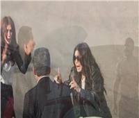 هيفاء وهبي تنهار  بعد تسببها في مقتل كريم فهمي بـ«خمس نجوم».. فيديو
