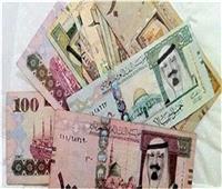 تباين أسعار العملات العربية بالبنوك 14 أبريل.. وارتفاع الدينار الكويتي
