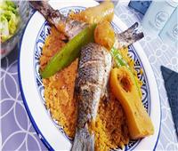 أكلات الشعوب.. إفطار تونسي مع كسكسي بالحوت