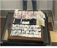 سقوط 61 متهمًا بحوزتهم أسلحة نارية ومخدرات بالغربية| صور