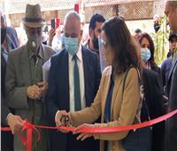 عرض تجربة مشروع رسم مصر في معرض بكلية التربية جامعة حلوان